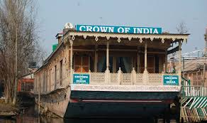 Crown Of India Group Of Houseboats Dal Lake